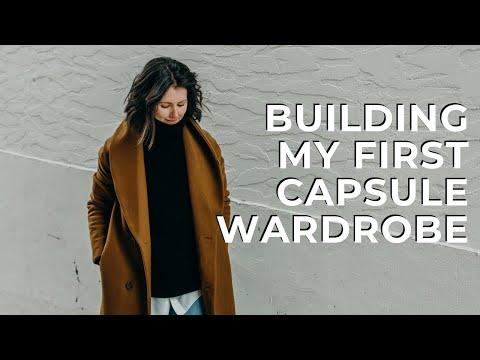 BUILDING MY FIRST CAPSULE WARDROBE   40 piece winter capsule wardrobe (2020). http://bit.ly/2GPkyb3