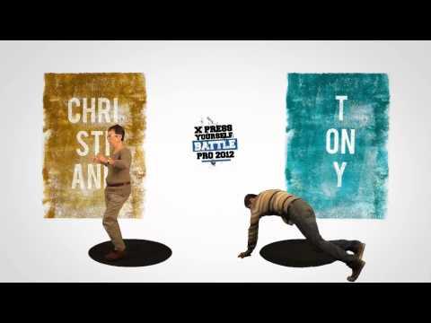 Xpress Yourself Battle Pro 2012: LE STUDIO