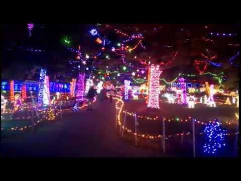 2016 Christmas Lights Rhema Bible College, Tulsa - 2016 Christmas Lights Rhema Bible College, Tulsa - YouTube