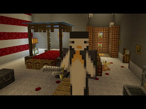 Minecraft XBOX Murder Mystery - The White House - I'M THE MURDERER! (2)