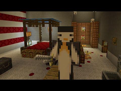 Minecraft XBOX Murder Mystery - The White House - I'M THE MURDERER! (2)