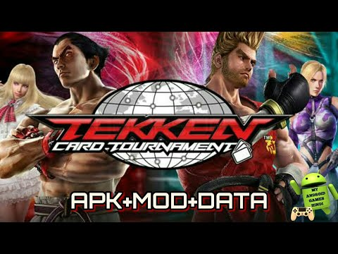 Tekken Card Tournament Mod Android Game Download And Install In Hindi