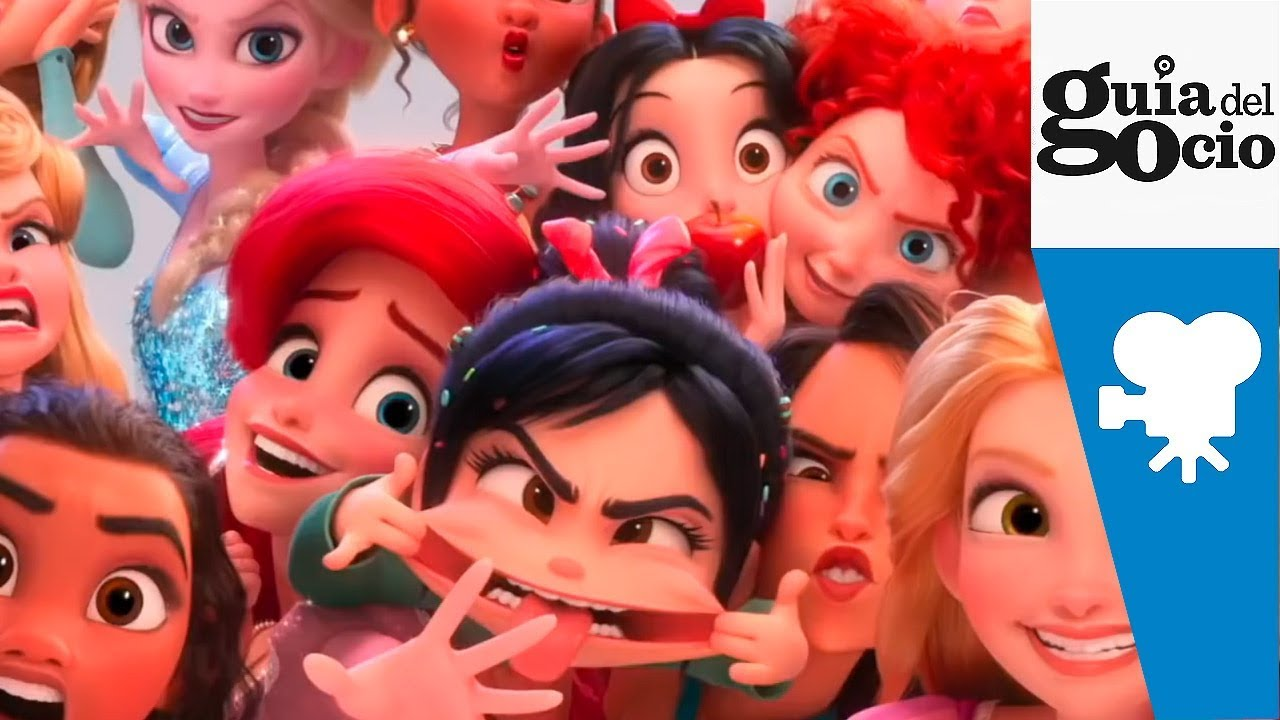 Ralph rompe Internet ( Ralph Breaks the Internet: Wreck-It ...Wreck It Ralph Trailer 3