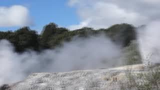 뉴질랜드 로토루아 힐링여행#화산온천