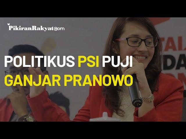 Ganjar Pranowo Akui Banjir di Semarang sebagai Kesalahannya, Tsamara Amany: Puji Sikap Jiwa Besarnya