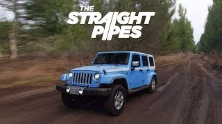 Jeep Wrangler Chief Edition Off Road Review