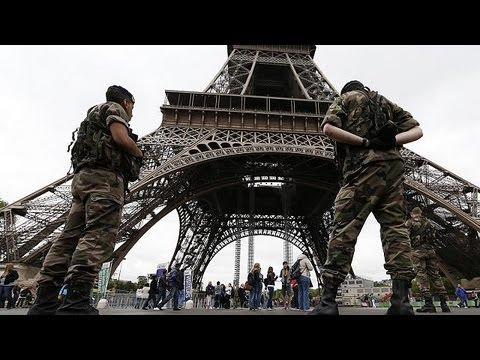 Young French Muslim convert admits attacking soldier
