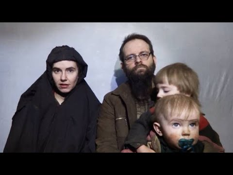 THIS WILL SHOCK YOU!!! KIDNAPPED CANADIAN JOSHUA BOYLE AND HIS FAMILY IN PROOF