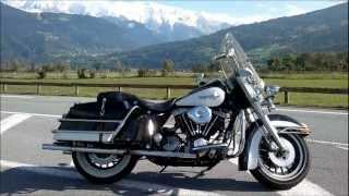 Harley Davidson FLT shovelhead 1981