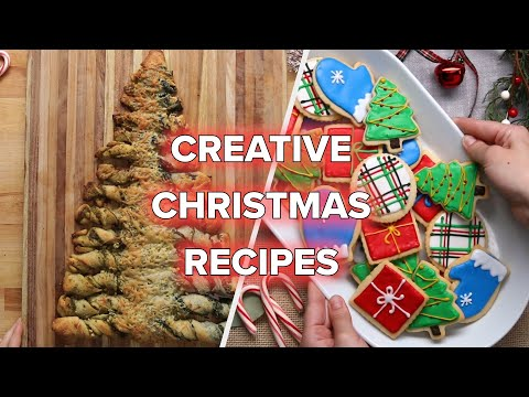 Christmas Treats Filled With Holiday Goodness • Tasty