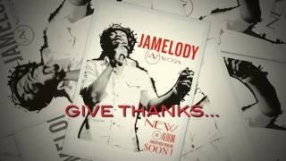 Jamelody - GiveThanks - (JAH WORK ALBUM) official audio