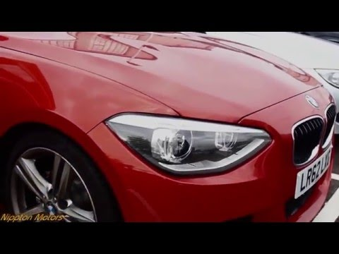 2013 BMW 1 Series E87 M Sport Review*Auto Expo 2016.(India)