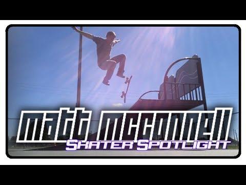 Era Skater Spotlight Matt McConnell