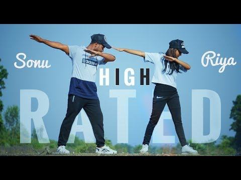 High Rated Gabru (dance Cover) | Guru Randhawa | T-Series | Ft. Riya Sharma & Sonu Karmakar