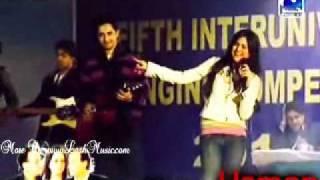 Zindagi Chocolate Hai -Chemisrty Song-Sanam Baloch~