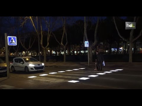 La seguretat viària és fonamental i l'empresa cordovesa Interlight ha dissenyat un sistema lluminós que redueix moltíssim la possibilitat d'atropellaments. Deixem a ells mateixos que ens ho expliquin.