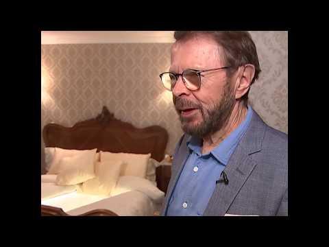 Bjorn ABBA Super Troupers The Exhibition  13122017