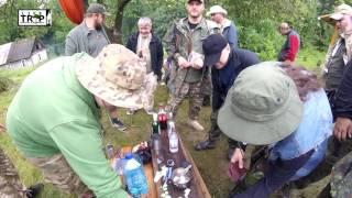 II konwent Bushcraft Poland OUTRIDER o ostrzeniu noży