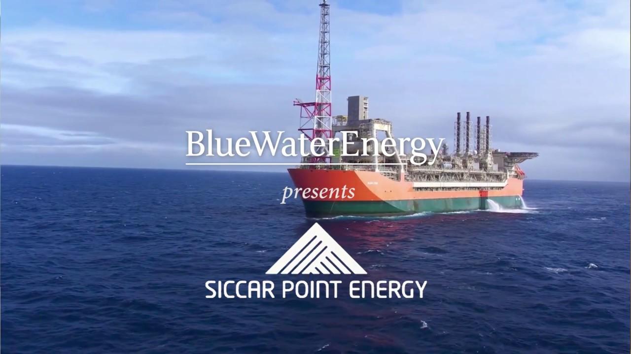 Blue Water Energy - Siccar Point Energy