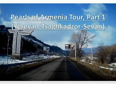 Pearls Of Armenia Tour, Part 1: Yerevan-Tsaghkadzor-Lake Sevan