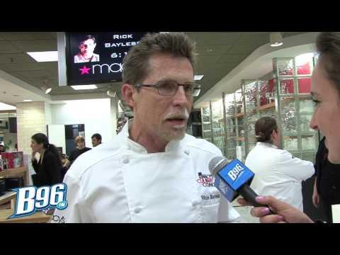 Showbiz Shelly Interviews Chef Rick Bayless