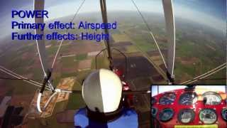 Learn to fly a flexwing microlight: Ex4