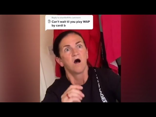 hilarious reactions to WAP Part.2 (TikTok Compilation)