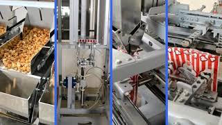 Автомат для фасовки в ''дой-пак'' пакет с весовым дозатором АФ-35-Д-В