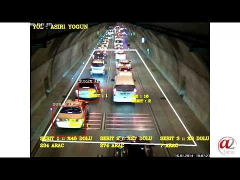 .教你如何設計隧道監控!