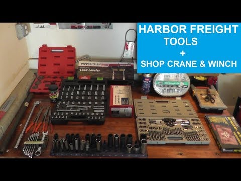 Are Harbor Freight Tools Any Good???