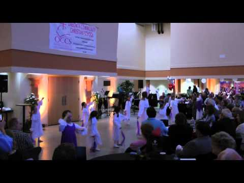Oneonta Community Christian School First Grade Dance Piece