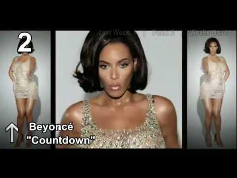 Top 50 Songs: November 2011 (11/12/11)