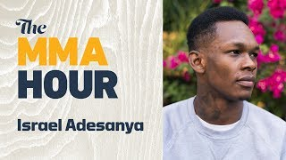Israel Adesanya Says Brad Tavares Will Be 'Easier Than My Last Opponent'