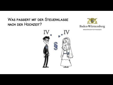 Heirat Das Andert Sich Steuerklassen Zusammenveranlagung Und