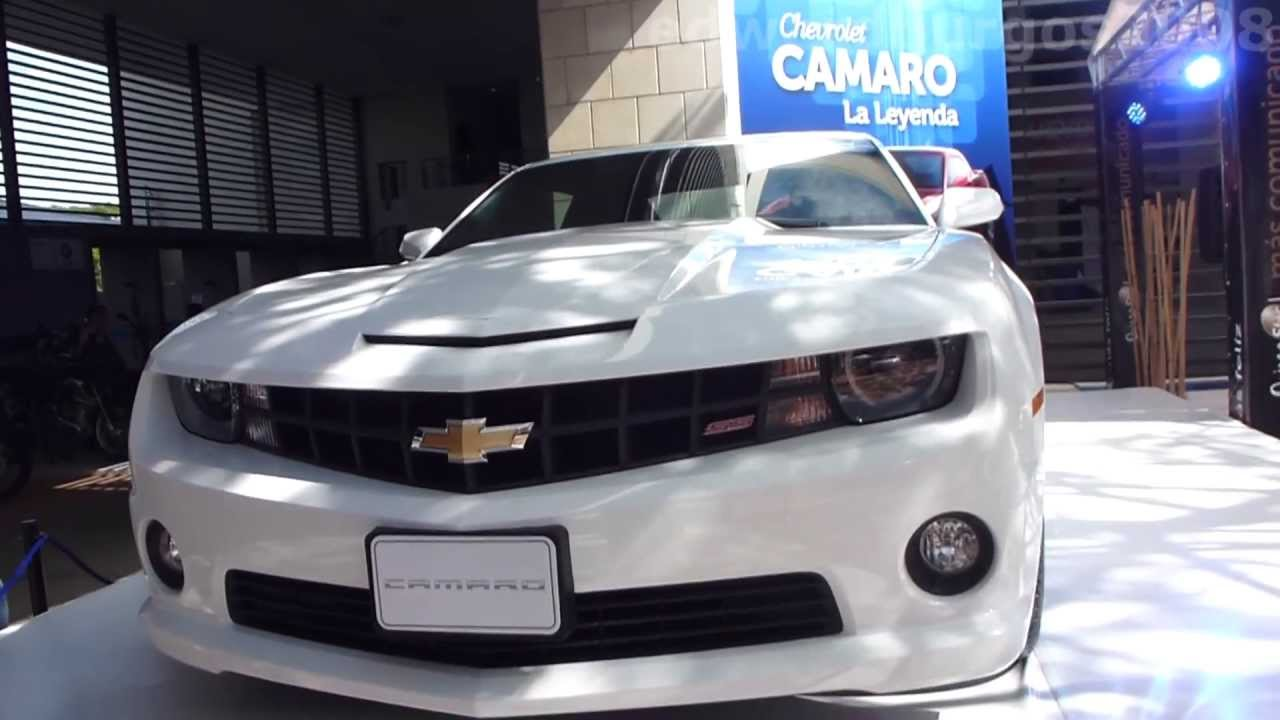 Chevrolet Camaro Ss 2014 Video Venta Versi 243 N Colombia