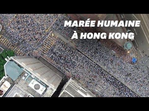 À-hong-kong,-un-million-de-manifestants-contre-un-projet-de-loi-pro-pékin