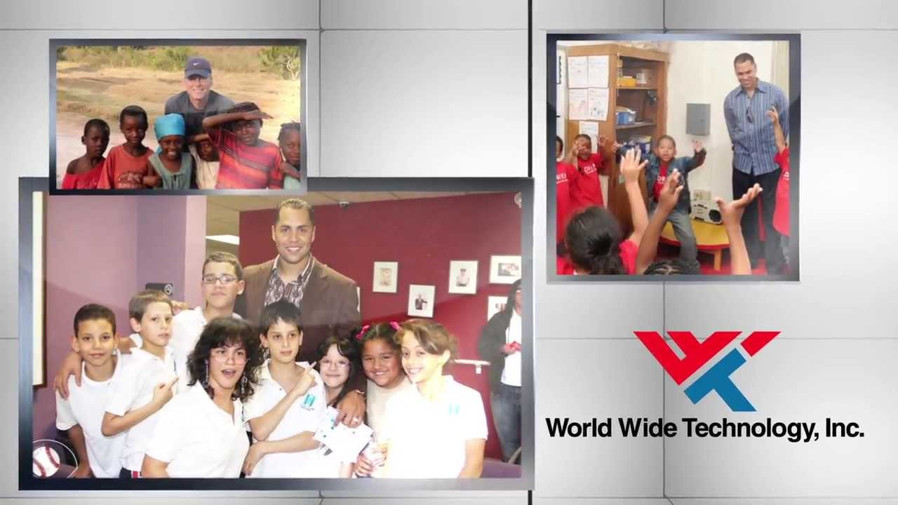 Wwt Thanks Carlos Beltran Foundation Commercial Youtube