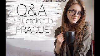 Q&A | образование в Чехии//переезд//одиночество vs счастье