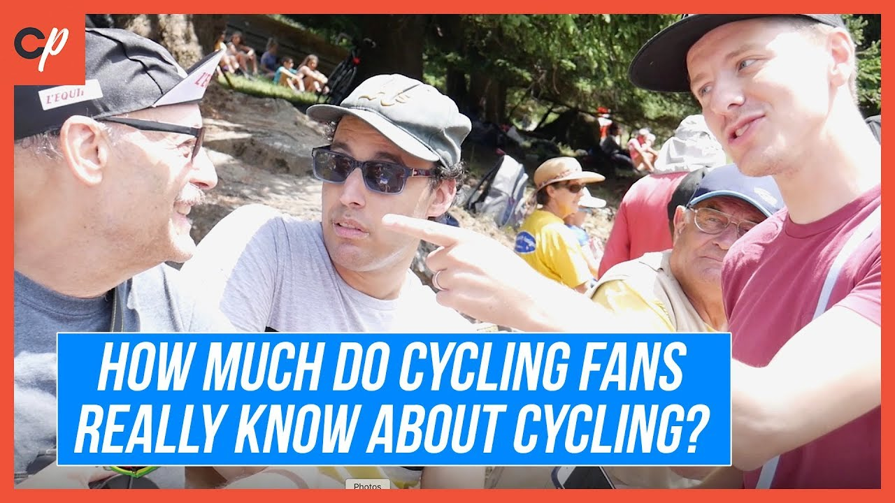 How Much Do Cycling Fans Really Know About Cycling?