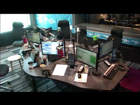 BBC Radio 5 Live - Fire Alarm / Emergency Tape