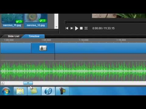 Music and sound effects Proshow 5