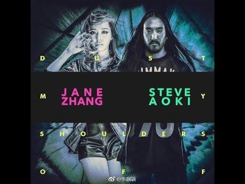張靚穎Jane Zhang【Dust My Shoulders Off】(Steve Aoki Remix) (Billboard Presents《Electric Asia, Vol. 1》)