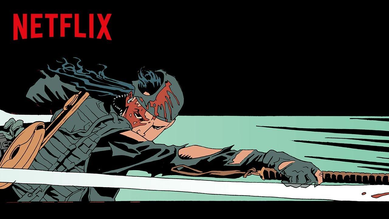 The Old Guard | Çizgi Romandan Ekrana | Netflix