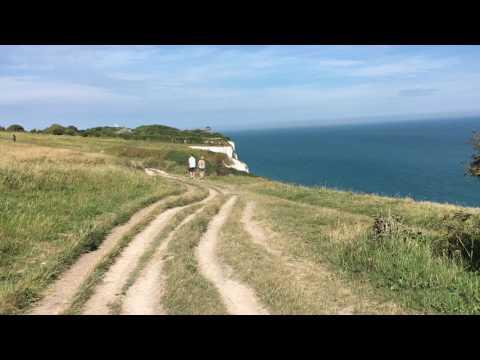 Dover White Cliffs National Park Trust UK July 2017   IMG 8573