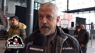 "Russ Anber - ""Lomachenko Can Beat Anyone In History"" | STEVENSON VS. GVOZDYK | BOXCASTER"