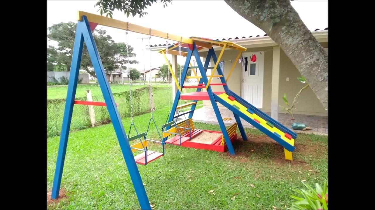 Download pracinha playground passo a passo