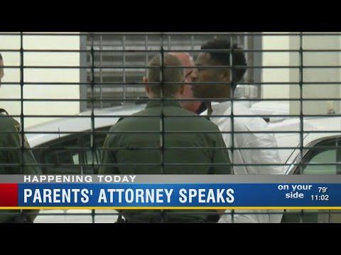 Attorney for accused killer's family speaks