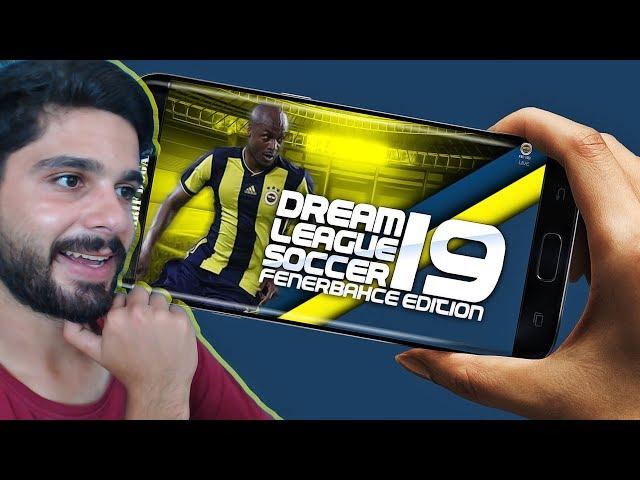 FENERBAHÇE MODU + FB vs GS Online Derbi ! Dream League Soccer 2019