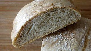Бездрожжевой хлеб на закваске - рецепт правильного питания