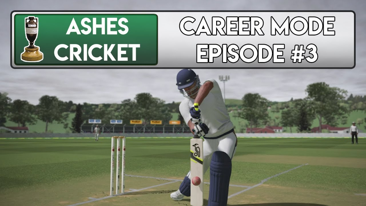 Our First Big Score Ashes Cricket Career Mode 3